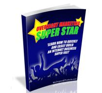 Overnight Marketing Superstar With Master Resale Rights | eBooks | Internet