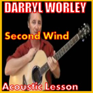 learn to play second wind by darryl worley