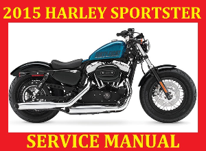 ?¤?2015 harley davidson sportster service repair workshop shop manual pdf download