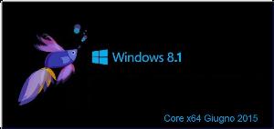 microsoft windows 8.1 core x64 updated in june 2015 preactivated (ita)