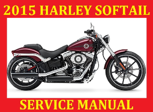 2015 harley davidson softail service repair workshop shop manual pdf download
