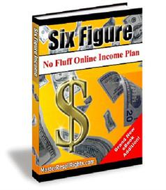 **NEW** 6 figure Online Income Plan With Master Resale Rights | eBooks | Business and Money