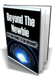 **NEW** Beyond The Newbie - - - Master Resale Rights Included. | eBooks | Business and Money