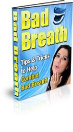 *New*Stop Bad Breath ebook With Master Resale Rights | eBooks | Health