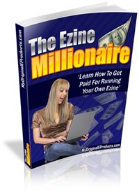The Ezine Millionaire With Master Resale Rights | eBooks | Business and Money