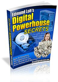 Digital Powerhouse Secrets With Master Resale Rights | eBooks | Business and Money
