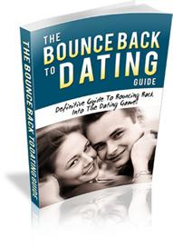 **NEW** The Bounce Back To Dating Guide WIth Master Resale Rights | eBooks | Romance