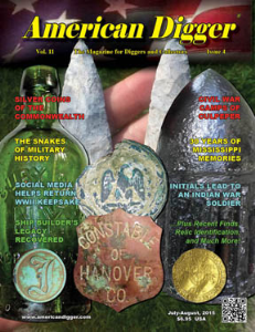 American Digger Magazine Volume 11, Issue 4 | eBooks | Outdoors and Nature