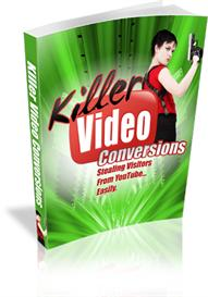 **NEW** killer video conversions  With Master Resale Rights | eBooks | Business and Money