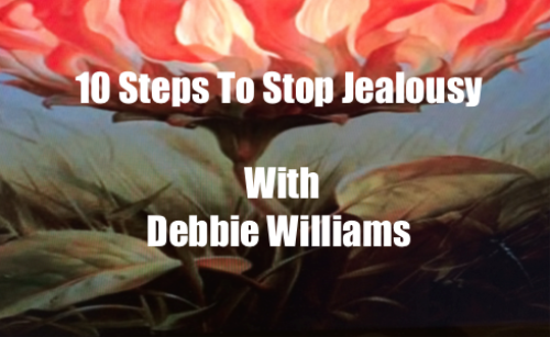 First Additional product image for - 10 Steps To Stop Jealousy