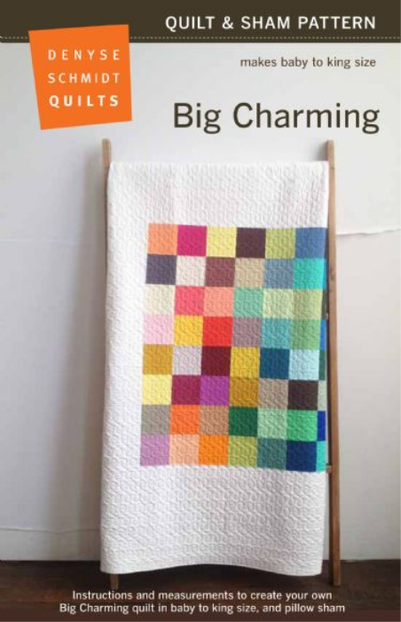 First Additional product image for - Big Charming pattern PDF