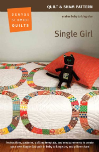 single girl pattern pdf