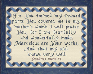 I Will Praise You | Crafting | Cross-Stitch | Other