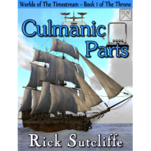 worlds of the timestream: the throne, book 1: culmanic parts