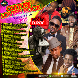 djroy culture lovers rock mix vol.6 2015