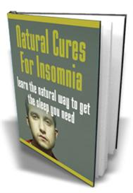 Natural Cures For Insomnia ! Master Resale Rights Included. | eBooks | Health
