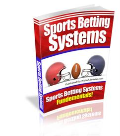 **new** sports betting systems  with master resale rights