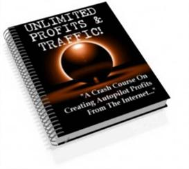 Unlimited Profits & Traffic WIth Master Resale Rights | eBooks | Business and Money