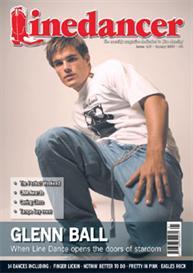 Linedancer Magazine January 2008 | eBooks | Entertainment