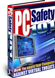 PC Safety 101 Guard Your Computer from Virtual Threats - Master Resale | eBooks | Computers
