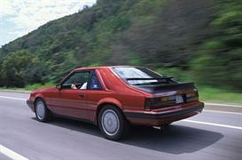 1984 Ford Mustang MVMA | eBooks | Automotive