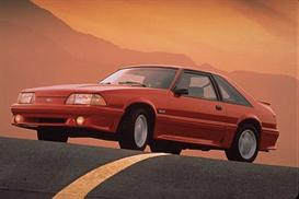 1993 Ford Mustang MVMA | eBooks | Automotive