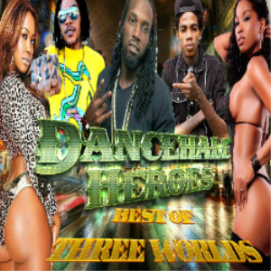 Dancehall Heroes [Best Of Three Worlds Vybz Kartel,Mavado,Alkaline] Mix By Djeasy | Music | Reggae