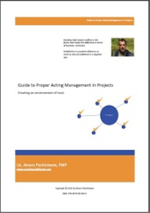 guide to proper acting management in projects