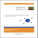 Guide to Proper Acting Management in Projects | eBooks | Technical