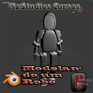 robô básico