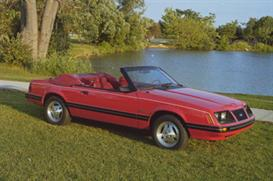 1983 Ford Mustang MVMA | eBooks | Automotive
