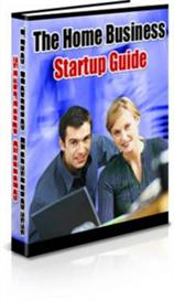 The Home Business Startup Guide With Master Resale Rights | eBooks | Business and Money
