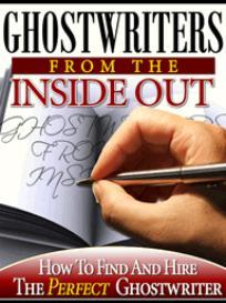 Ghostwriters From The Inside Out With Master Resale Rights | eBooks | Business and Money