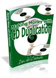 Making Money With CD Duplication With Master Resale Rights | eBooks | Business and Money