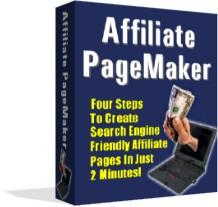 Affiliate Pagemaker | Software | Internet