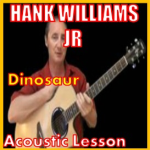 Learn to play Dinosaur by Hank Williams Jr | Movies and Videos | Educational