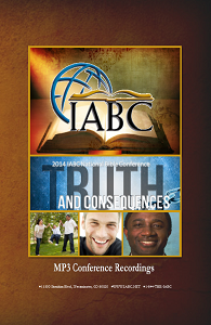 IABC Conference 2014 MP3-GS1-Persevering in Truth-Dr. Bob Froese | Other Files | Presentations
