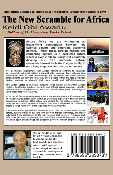 First Additional product image for - Ebola, America and the New Scramble for Africa, eBook by Keidi Awadu
