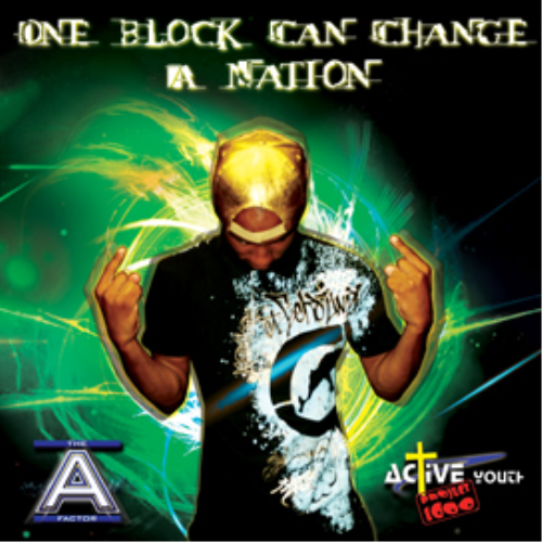 First Additional product image for - A Factor 2015 - One Block Can Change A Nation (Album)