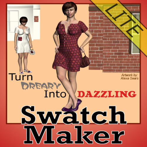 First Additional product image for - SWATCH-MAKER LITE for Windows