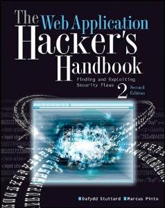 the web application hacker's handbook 2 second edition