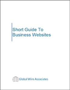 short guide to business websites