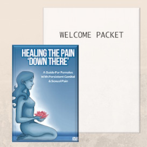 Healing the Pain 'Down There' Full DVD Set and Welcome Packet as a Digital Download | Movies and Videos | Educational