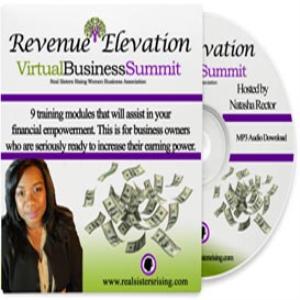 revenue elevation summit audio bundle