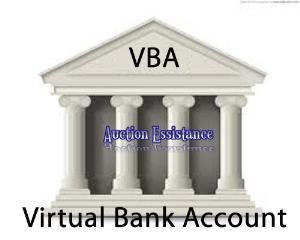 virtual bank account instant