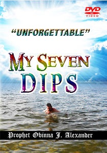 """unforgettable"" My Seven Dips. 