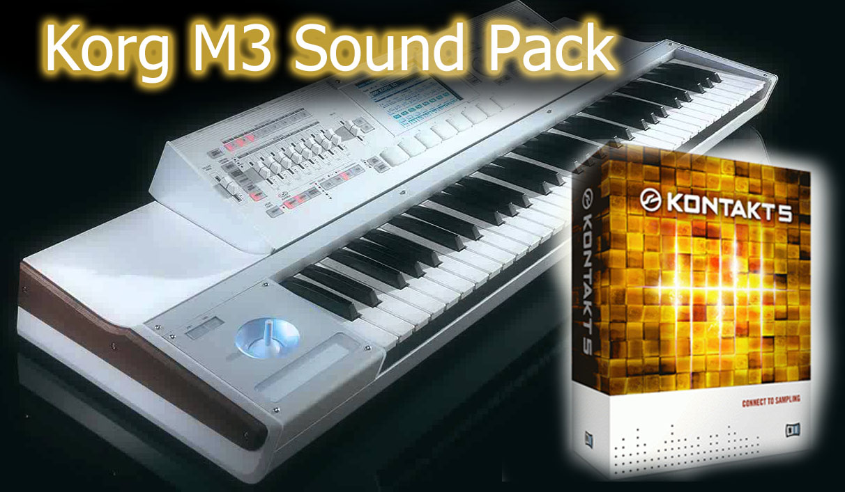 First Additional product image for - Korg M3 sounds  Kontakt Nki