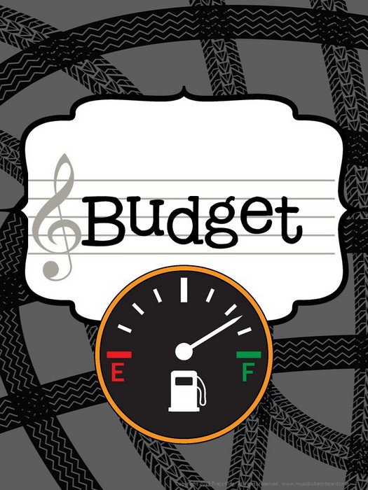 Second Additional product image for - Music Teacher Binder - Racing Theme