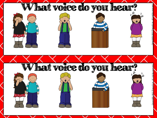 Third Additional product image for - Four Voices