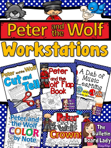 Peter and the Wolf Workstations | Other Files | Everything Else